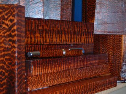 Snakewood is very expensive